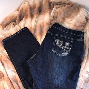 Denim - Women's Plus Size Denim Jeans